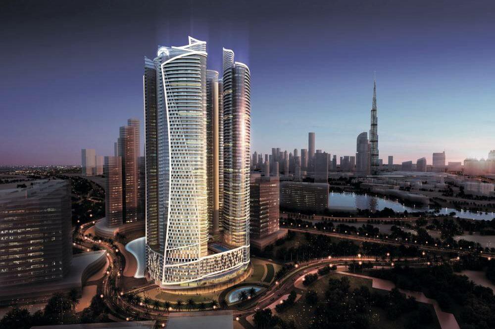 Paramount Hotel Dubai Article Onze