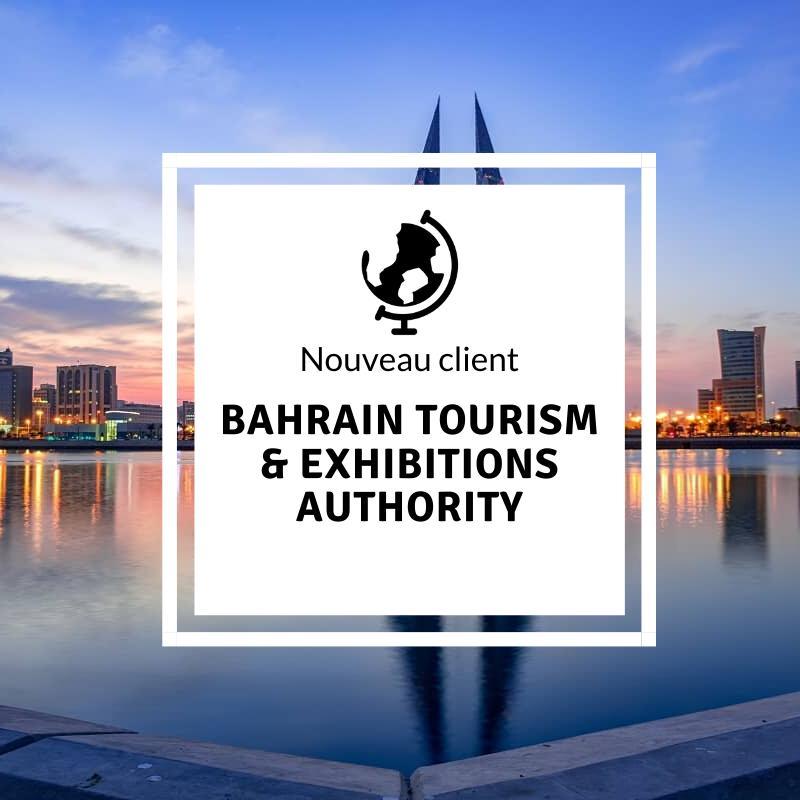nouveau client Bahrein