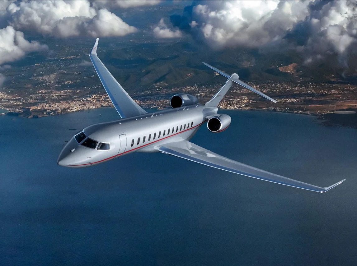 aircarft VistaJet, new client Article Onze Tourisme